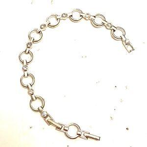 Avon Bracelet Silver Circle